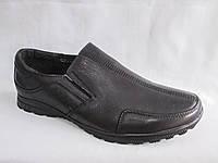 Подростковые туфли на мальчика оптом 36-41 р. спортвные с продольной полосой
