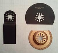 Комплект универсальных насадок для реноватора (3шт)