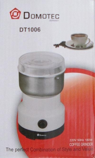 Кофемолка Domotec DT1006 Germany