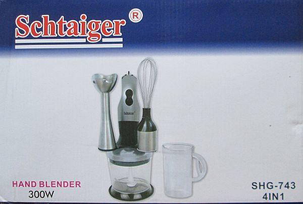 Кухонний комбайн Schtaiger Shg-743