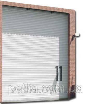 Рулонные ворота