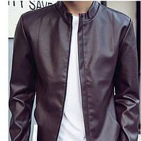 Мужская кожаная куртка. Модель 2006
