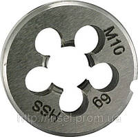 Плашка для нарезания резьбы М6  Alpen