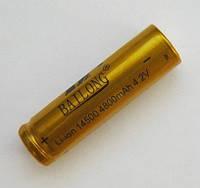 Мощный аккумулятор  Bailong BL-14500 Li-ion 4800 mAh