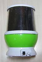 Музыкальный, вращающийся проектор звездного неба, usb кабель