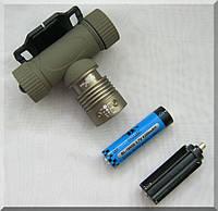 Налобный фонарик Police Bailong BL-6855