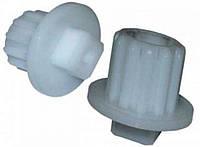 Хвостовик, муфта предохранительная шнека для мясорубки Zelmer Зелмер 86.1203, 861203, Bosch 756993, Philips 420306564070