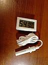 Термометр, термометр-гигрометр для инкубаторов, теплиц, террариумов - WSD (ВСД) Барометр, фото 3