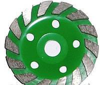 Чашка алмазная шлифовальная АСЕСА сегментный турбо 125*22.2 мм