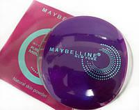 Maybelline - Пудра минеральная для лица Maybelline (сиреневая упаковка)