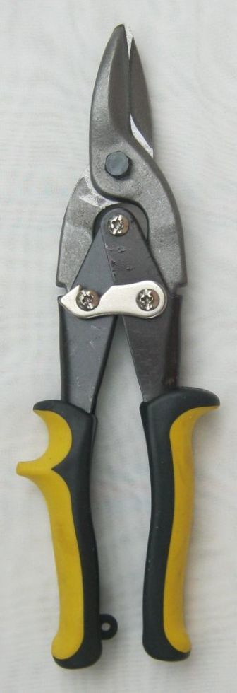 Ножницы по металлу прямые Topex