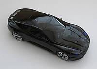 Плеер колонка в виде автомобиля Porsche  Panamera 1081, фото 1