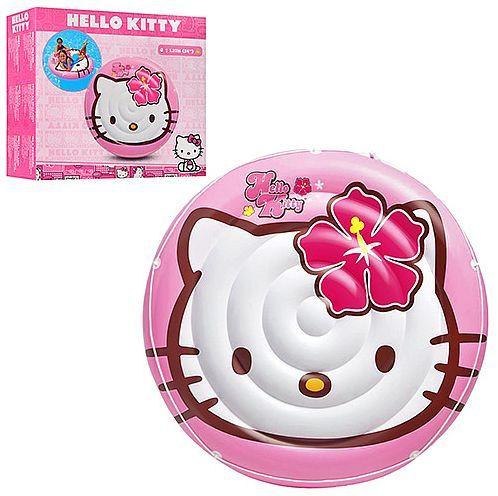 Плотик Hello Kitty Intex 56513, 137см