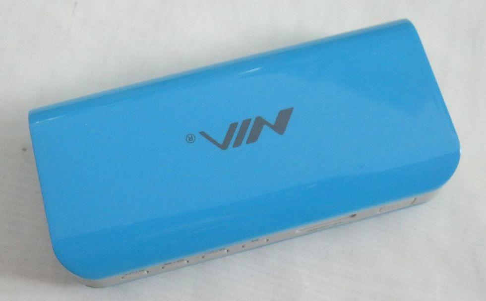 Портативное зарядное устройство Power bank Nia n398, mp3 плеер, фонарик