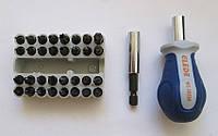 Профессиональная отвертка Glede-20334 (32 насадки), фото 1