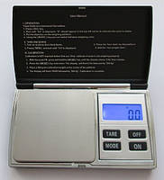 Профессиональные ювелирные весы до 500 (0,1) с чехлом, фото 1