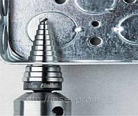 Многоступенчатое сверло Irwin Unibit Ø4мм — 22 мм