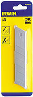 Лезвия с отламывающимися сегментами Irwin 50 шт. 9 мм