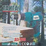 Сетевой шуруповерт Тайга ДЭ-950