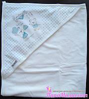 Полотенце для новорожденного , фото 1