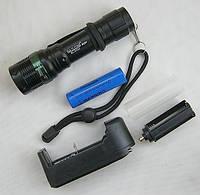 Тактический фонарик Bailong Bl 8455, 9000w