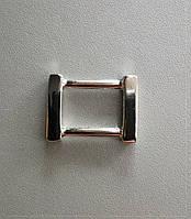 Рамка 20 мм никель