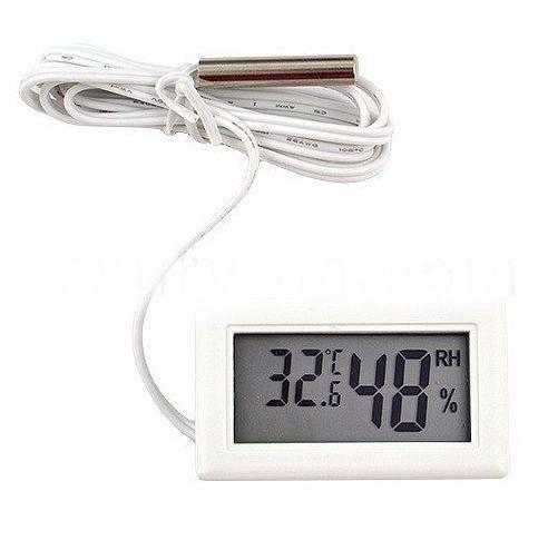 Термометр - гигрометр WSD-12 с выносным датчиком