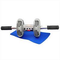 Тренажер для пресса Power Stretch Roller, MS 0086