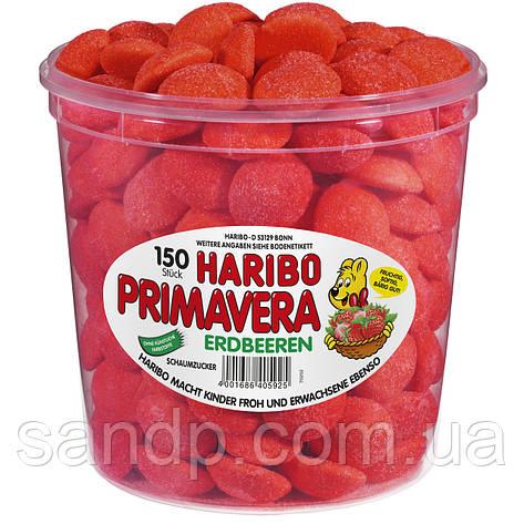 Желейные конфеты Клубника-суфле Харибо Haribo 1050гр. 150шт., фото 2
