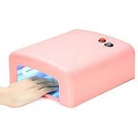 Ультрафиолетовая лампа для наращивания ногтей Zh-818, 36 Вт