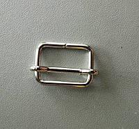 Регулятор перетяжка 20 мм никель