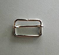 Регулятор перетяжка 25 мм никель