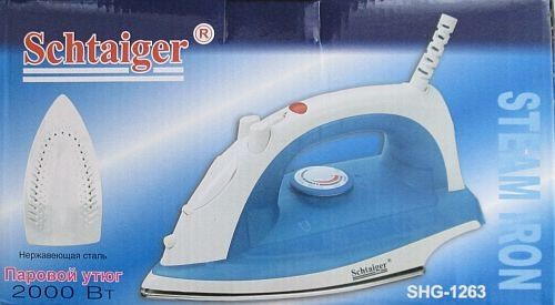 Утюг Schtaiger SHG-1263, 2000Вт