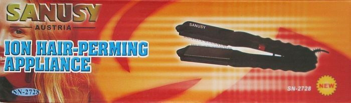 Утюжок для волос Sanusy Sn-2728