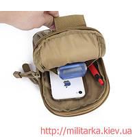 Сумка для телефона Multicam с MOLLE, фото 1