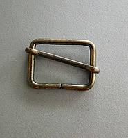 Регулятор перетяжка 30 мм, антик