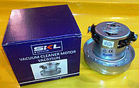 Электродвигатель (мотор) для пылесоса ЛЖ LG 11ME66, VAC035UN, 1400w, H=115, h=42, D=130, d=84/24 (без выступа)