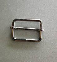 Регулятор перетяжка 30 мм, черный никель