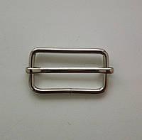 Регулятор перетяжка 40 мм никель