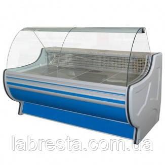 Холодильна вітрина 2,09 м Gold-D РОСС (динаміка)