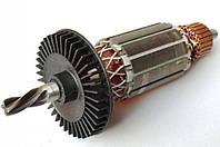Якорь (ротор) для дрели Bosch PSB 600 RE (153*35 / 4 z влево)