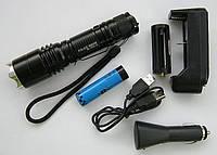 Ліхтар світлодіодний Police 8000W BL-1839-T6