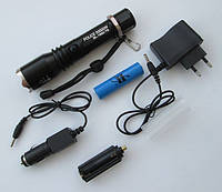 Фонарь светодиодный  Police BL-1880-Т6 50000W, фото 1