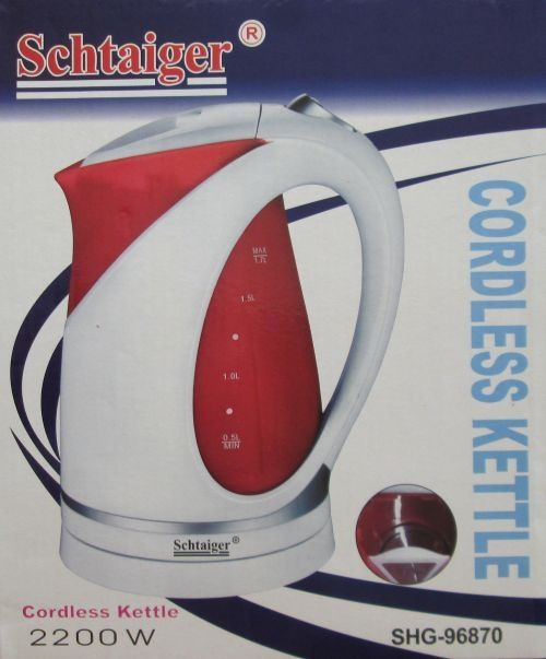 Чайник электрический Schtaiger Shg-96870