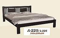 Двоспальне ліжко Л-225