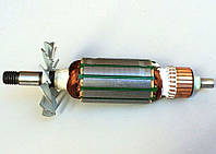 Якорь (ротор) для рубанка Makita 1900B (147*32/ посадка 10), фото 1