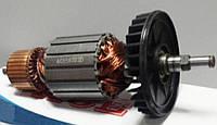 Якорь (ротор) для УШМ болгарки Makita 9069 / 9067 / 9067S и др. (192*54/ посадка 12)