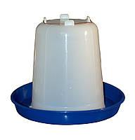 Поилка бункерная 6 л для цыплят, бройлеров, индюшат (5 шт.уп)