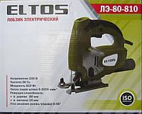 Электролобзик Eltos ЛЭ-80-810