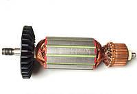 Якорь (ротор) для фрезерной машины Фиолент 1100 W (150*38 цанга 9 мм)